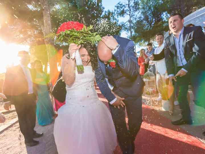 La boda de Loli y Raul