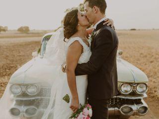La boda de Mary y Sergio