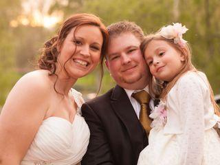 La boda de Katrin y Gabriel