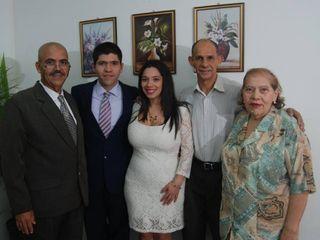 La boda de Stephany  y Miguel  1
