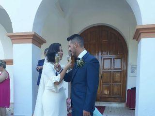 La boda de Patricia y Alberto 1