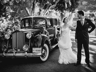 La boda de Maribel y Raúl