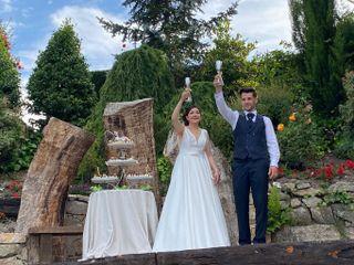 La boda de Idoia y Emilio