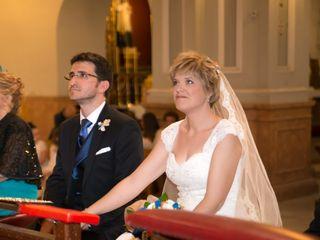 La boda de Gloria y Victor
