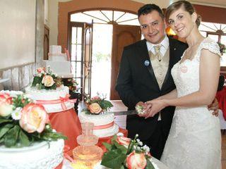 La boda de Nathalie y Cesar
