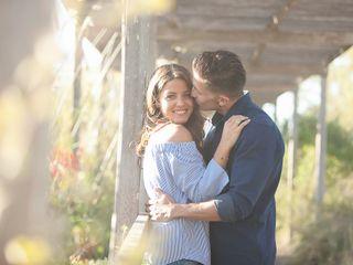 La boda de Paloma y Nayel 2