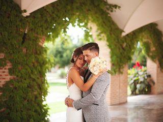 La boda de Paloma y Nayel