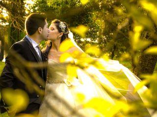 La boda de Elisabeht y Juan