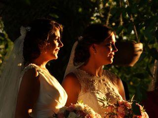 La boda de Lidia y Cristina