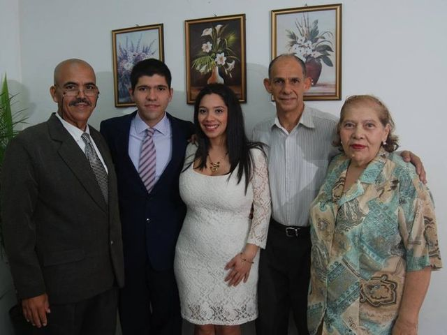 La boda de Miguel  y Stephany  en Cádiz, Cádiz 1