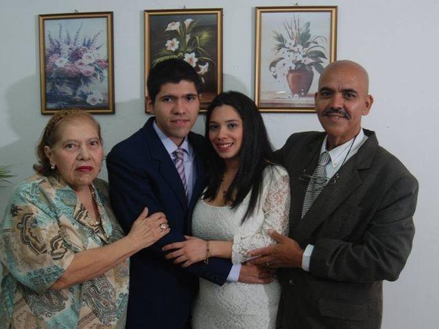 La boda de Miguel  y Stephany  en Cádiz, Cádiz 2