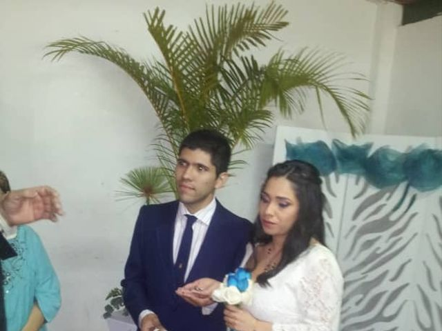 La boda de Miguel  y Stephany  en Cádiz, Cádiz 10