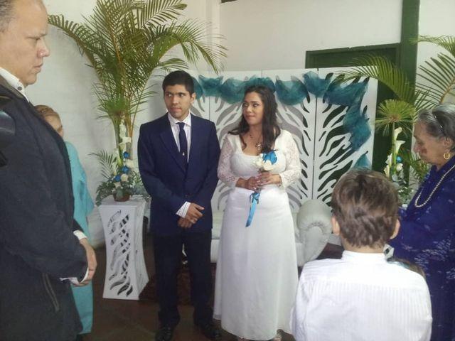 La boda de Miguel  y Stephany  en Cádiz, Cádiz 13