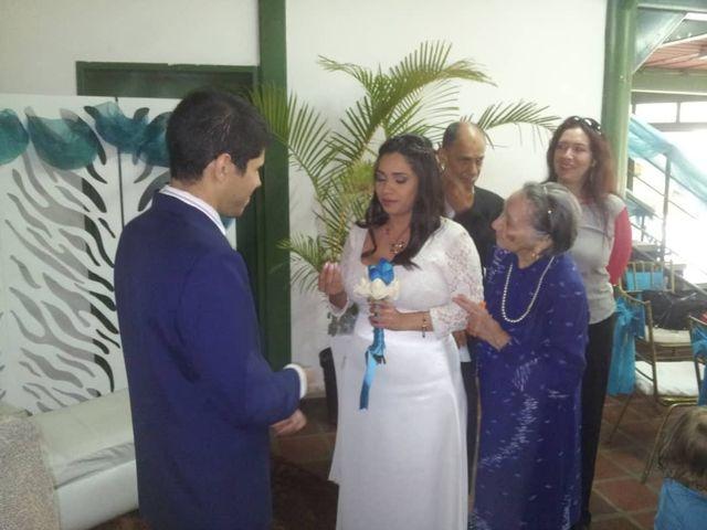 La boda de Miguel  y Stephany  en Cádiz, Cádiz 16