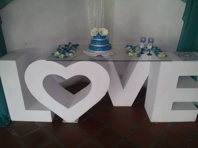La boda de Miguel  y Stephany  en Cádiz, Cádiz 17