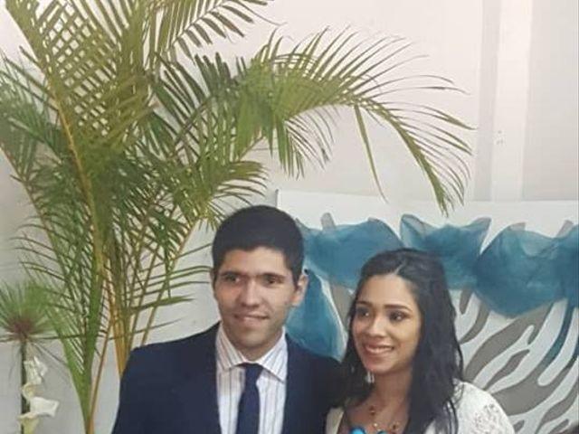 La boda de Miguel  y Stephany  en Cádiz, Cádiz 20