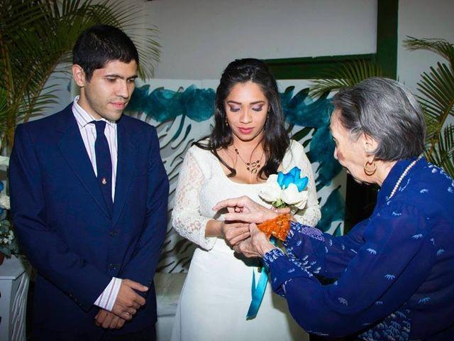 La boda de Miguel  y Stephany  en Cádiz, Cádiz 25