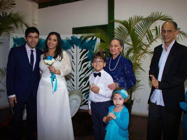 La boda de Miguel  y Stephany  en Cádiz, Cádiz 35