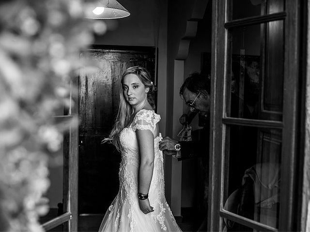 La boda de Germán y Marta en Altafulla, Tarragona 14