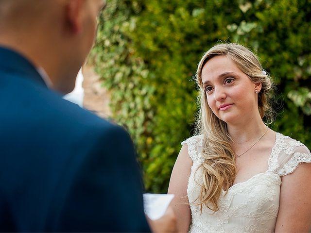 La boda de Germán y Marta en Altafulla, Tarragona 25