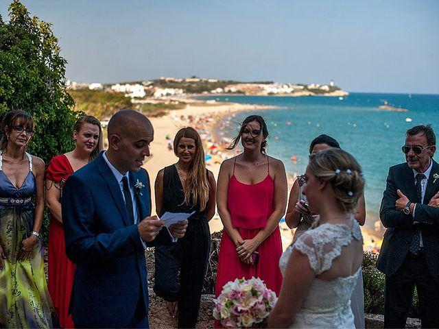 La boda de Germán y Marta en Altafulla, Tarragona 26