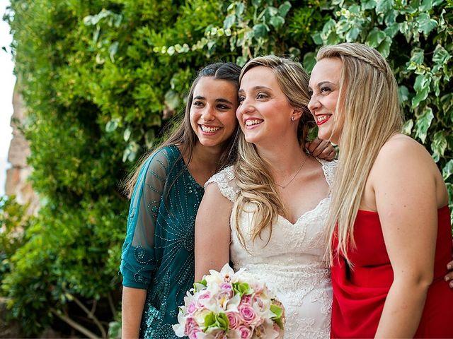 La boda de Germán y Marta en Altafulla, Tarragona 28