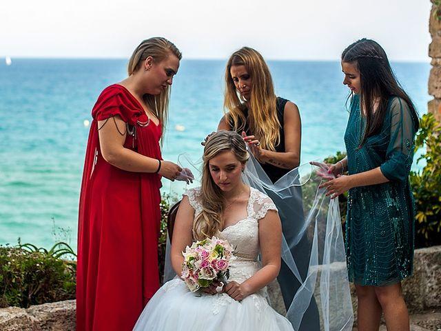 La boda de Germán y Marta en Altafulla, Tarragona 29