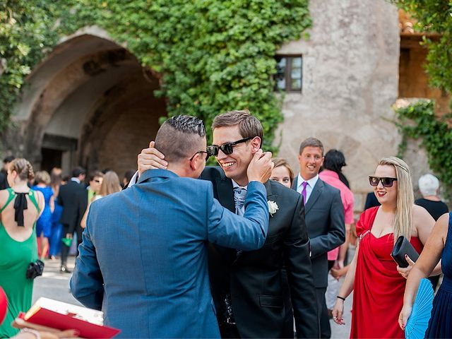 La boda de Germán y Marta en Altafulla, Tarragona 31