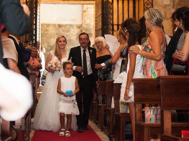La boda de Germán y Marta en Altafulla, Tarragona 34