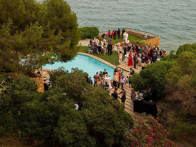 La boda de Germán y Marta en Altafulla, Tarragona 51