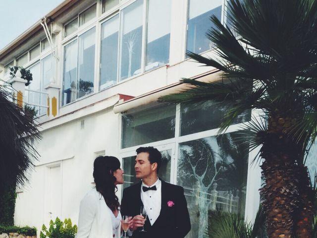 La boda de Candido y Silvia en Vilanova I La Geltru, Barcelona 2