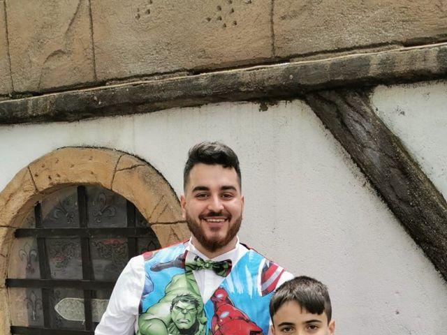 La boda de Daniel y Cristina en Alcobendas, Madrid 4