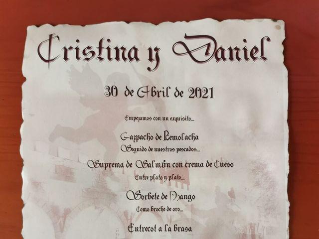 La boda de Daniel y Cristina en Alcobendas, Madrid 6