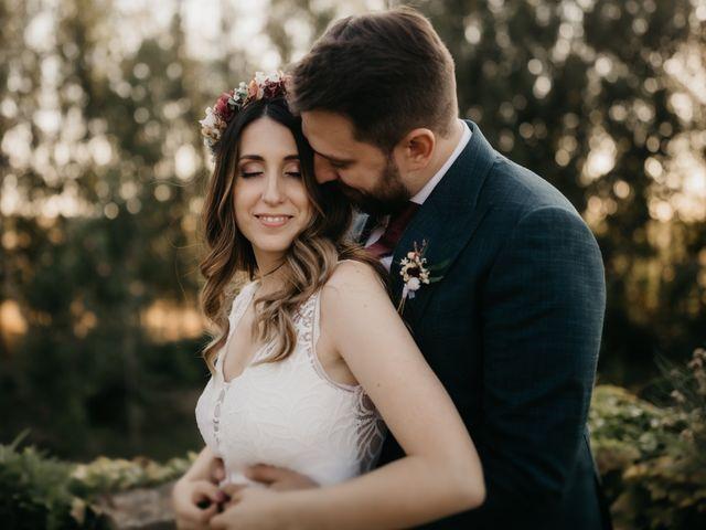 La boda de Pati y Rober