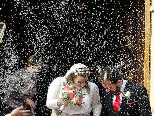 La boda de Andrés y María en San Javier, Murcia 2