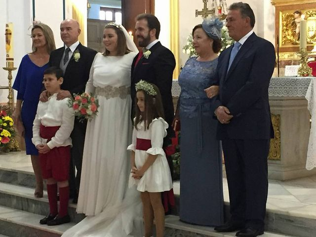 La boda de Andrés y María en San Javier, Murcia 3