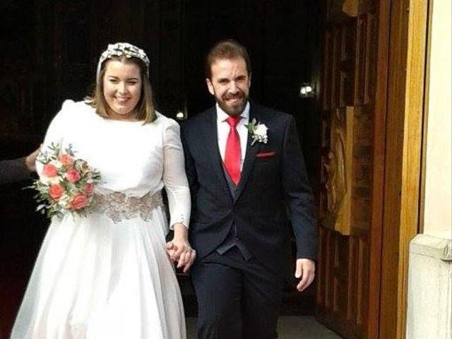 La boda de Andrés y María en San Javier, Murcia 4