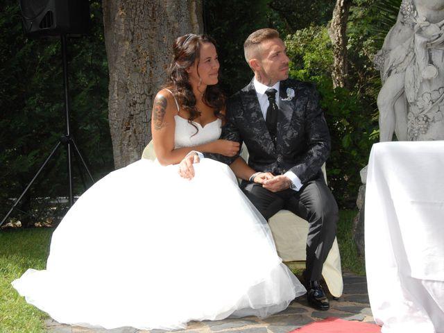 La boda de Gema y Carles