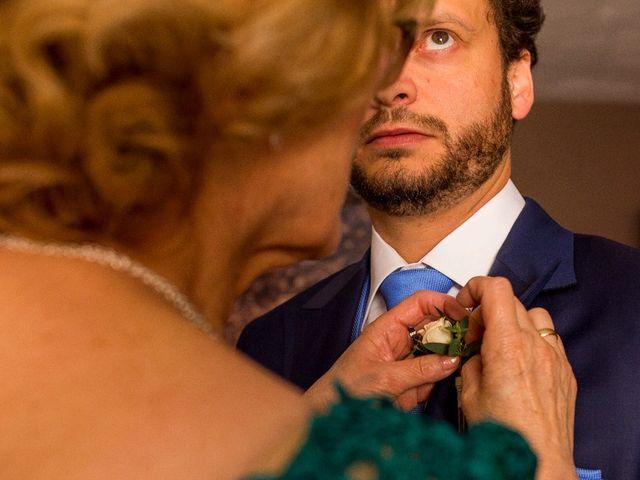 La boda de Cristian y Gemma en La Fatarella, Tarragona 17