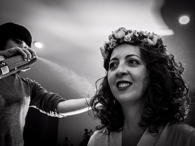 La boda de Cristian y Gemma en La Fatarella, Tarragona 29