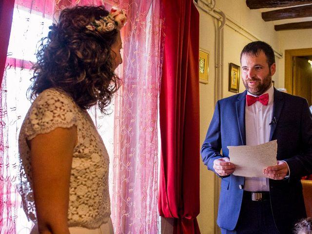 La boda de Cristian y Gemma en La Fatarella, Tarragona 33