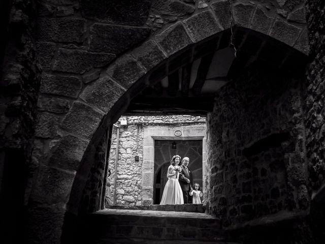 La boda de Cristian y Gemma en La Fatarella, Tarragona 36