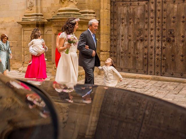 La boda de Cristian y Gemma en La Fatarella, Tarragona 37
