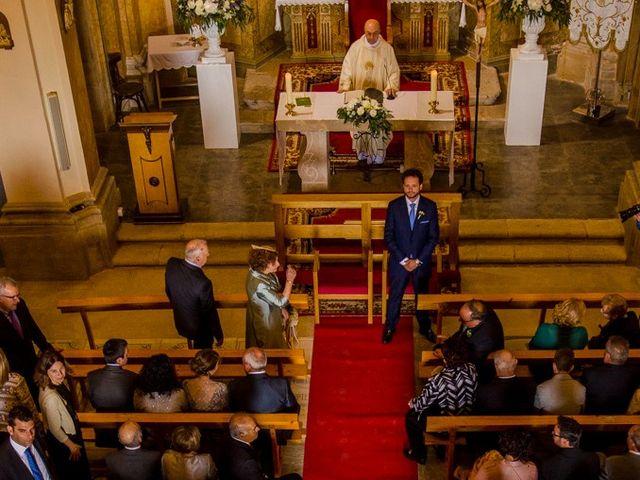 La boda de Cristian y Gemma en La Fatarella, Tarragona 41