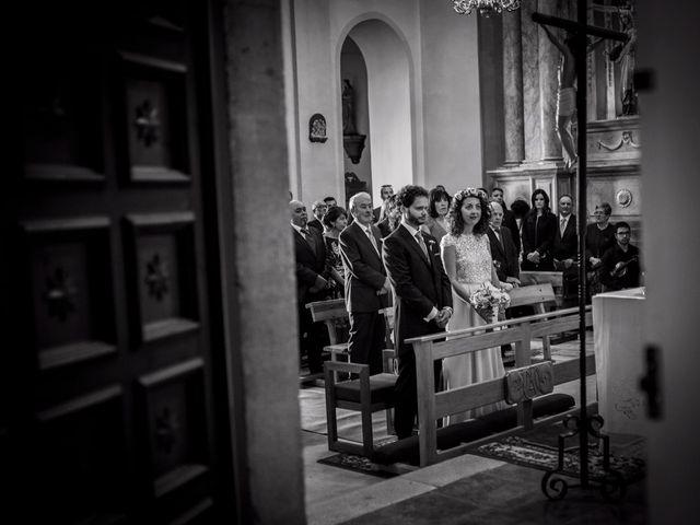 La boda de Cristian y Gemma en La Fatarella, Tarragona 42