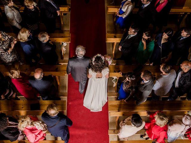 La boda de Cristian y Gemma en La Fatarella, Tarragona 43