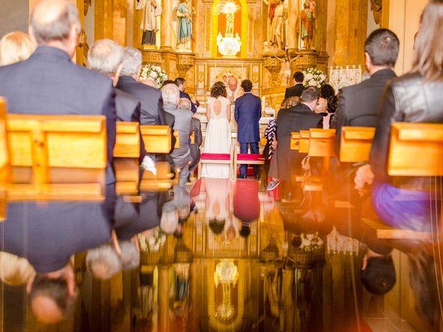 La boda de Cristian y Gemma en La Fatarella, Tarragona 46