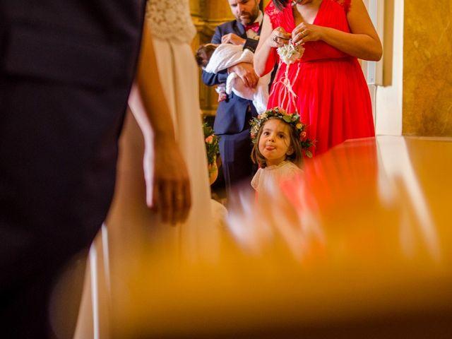 La boda de Cristian y Gemma en La Fatarella, Tarragona 47