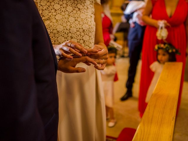La boda de Cristian y Gemma en La Fatarella, Tarragona 49