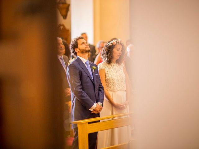 La boda de Cristian y Gemma en La Fatarella, Tarragona 52